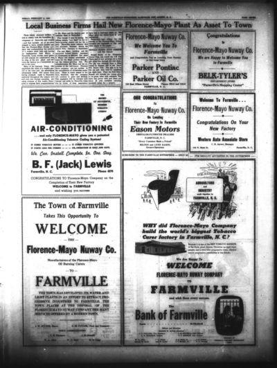 The Farmville enterprise.