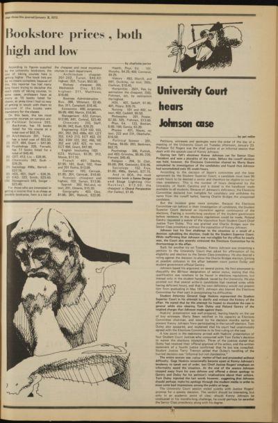 The Carolina journal.